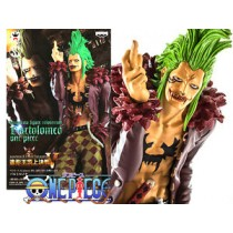 Bartolomeo figure colosseum One Piece Banpresto
