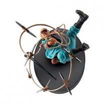 One Piece Pauly statue Banpresto