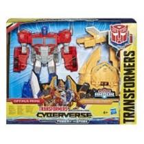 Transformers Cyberverse Optimus Prime Hasbro