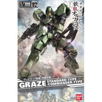 Graze Standard Type/Commander Type