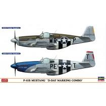 P-51B Mustang Mk III Raf Combo