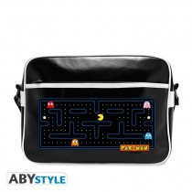 "PAC-MAN - Messenger bag ""Labyrinth"" Vinyl"
