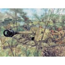 Pak 40 Antitank Gun