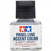 Panel Accent color Light Gray