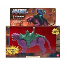 Masters of the Universe Origins Action Figure 2021 Panthor Flocked Collectors Edition Exclusive