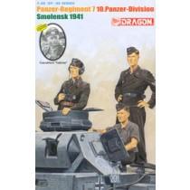 "Panzer-Regiment 7, 10.Panzer-Division, Smolensk 1941 w/ Bonus Generaloberst ""Guderian"" figure"