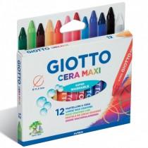 Giotto Cera Maxi 12 Pastelli