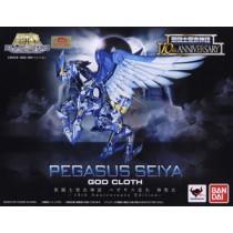 Saint Cloth Myth Pegasus Seiya God Cloth -10th Anniversary Edition
