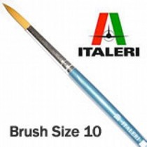 Italeri Size 10 Synthetic Round Brush