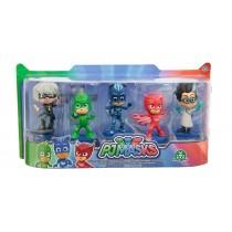Giochi Preziosi Super Pigiamini Pj Mask set 5 personaggi
