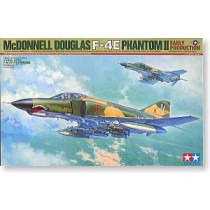 McDonnell Douglas F-4E Phantom II Early Production Tamiya