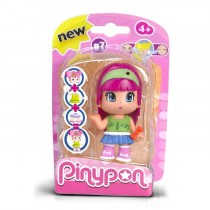 Pinypon serie 7 capelli fucsia by Famosa