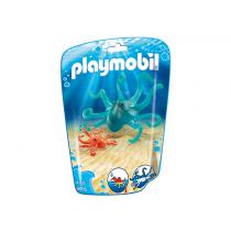 Piovra con cucciolo Playmobil