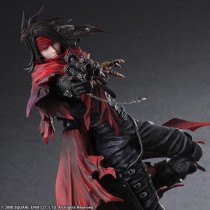 Dirge of Cerberus Vincent Play Arts Kai