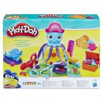 Play-doh Dante il polipo stravagante