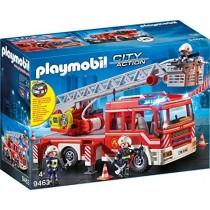 Playmobil City Action Autoscala vigili del fuoco