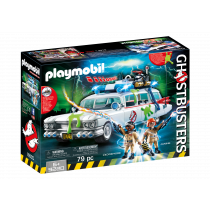 Ecto-1 Ghostbuster Playmobil