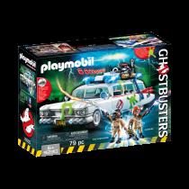 Ecto-1 Ghostbuster Playmobil