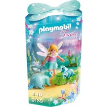 Playmobil Fairies Fatina con orsetti