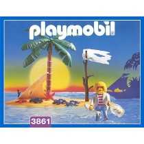 Playmobil Pirate Island 3861