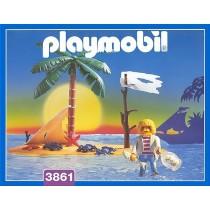 Playmobil Pirate Island 3861