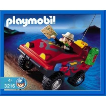 Playmobil All Terrian Vehicle 3216