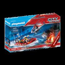 Playmobil 70335 – Missione Antincendio