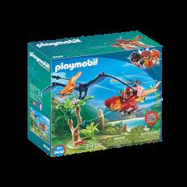 Playmobil 9430 – Elicottero e Pterodattilo