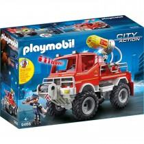 Playmobil Cith Action Vigili del fuoco