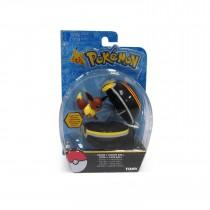 Pokemon Eevee + Luxury ball Tomy