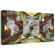 Pokemon Trading card game Mega Tyranitar Ex