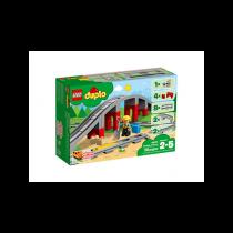 Lego Duplo Ponte e binari ferroviari