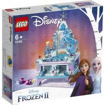 Lego Disney Frozen II Il portagioielli di Elsa