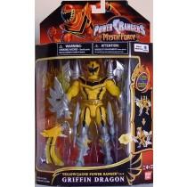 Power Ranger Griffin Dragon Yellow Mystic Ranger