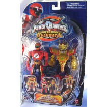 Power Ranger Operation Overdrive Red Zord