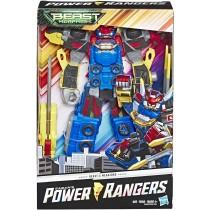 power ranger beast morphens megazord hasbro