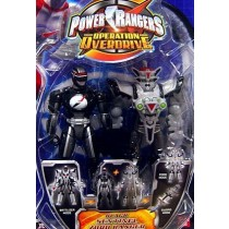 Power Ranger Overdrive Black Zord