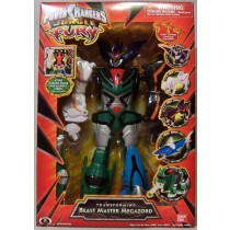 Power Ranger Jungle fury Megazord Bandai GIG