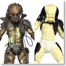 Predator / Action Figure : 2pcs Set City Hunter Predator & Jungle Hunter Predator