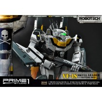 Robotech VF 1S Leader Battroid Mode Statue