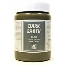 Vallejo Texture dark earth 26218