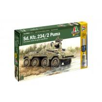 WWII SD.KFZ.234/2 Puma