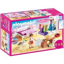 Playmobil Dollhouse camera da letto con angolo per cucito