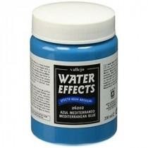 Vallejo Texture Mediter Blue Water 26202