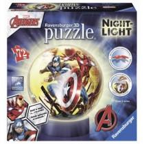 Avengers Puzzle 3d Ravensburger