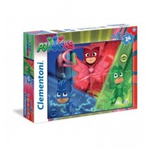 Puzzle Pj mask 24 pcs Maxi