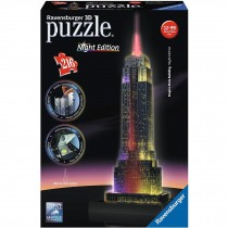 Empire State Building Night edition 3D Ravensburger