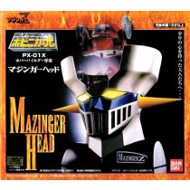 Mazinger Head & Hover Pielder PX-01