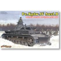Pz.Kpfw. IV Ausf.B mit Schneeräumer System Schmidt