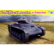 Pz.Kpfw.II Ausf. A w/Interior